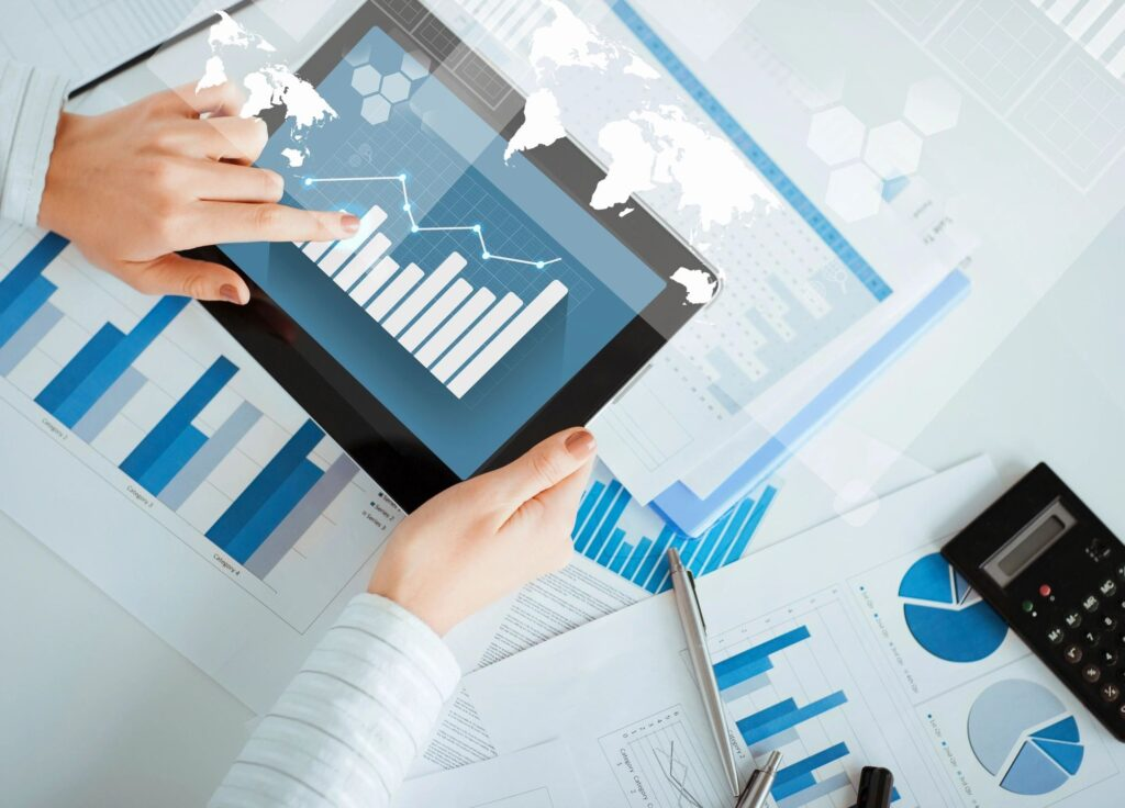 BDI Business intelligence services being used