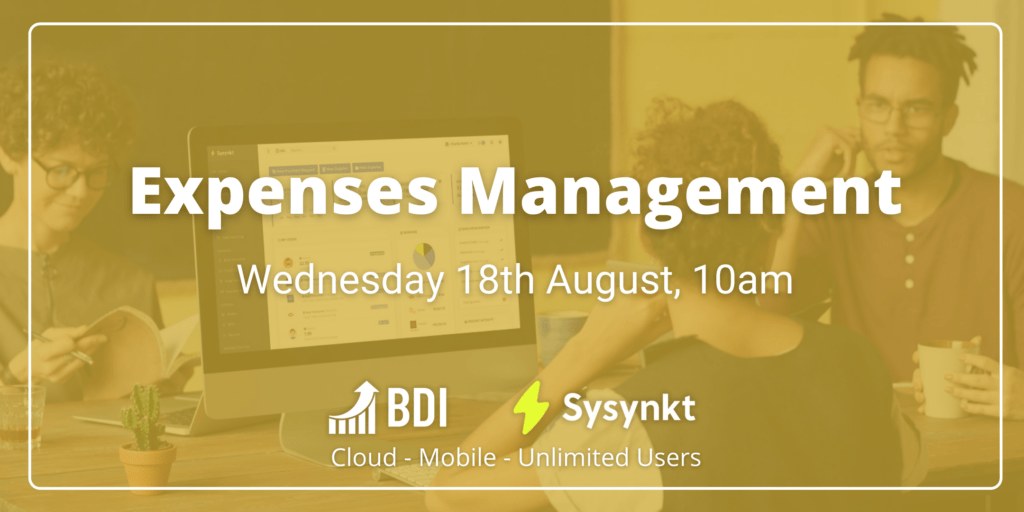 expenses management is one of the focus topics of the new fms webinar series from bdi
