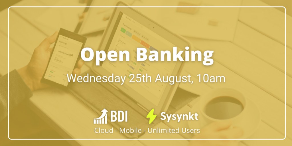 open banking is one of the focus points of the new bdi fms webinar series