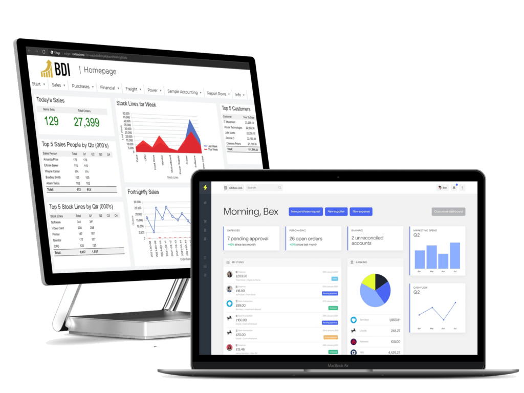 using business intelligence (bi) and financial management services (fms) software can greatly improve your organisation's decision making abilities particularly for procurement