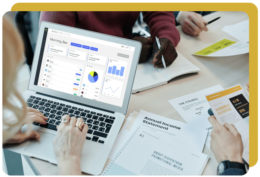 sysynkt is a powerful solution that can handle your budgeting and finance responsibilities effectively